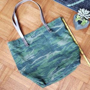 AE Distressed Camo bag